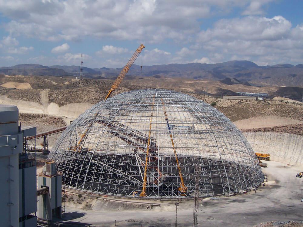 سازه فضایی HOLCIM CARBON PARK